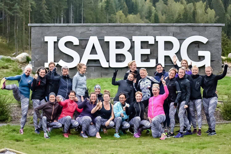 Isaberg Powerweekend