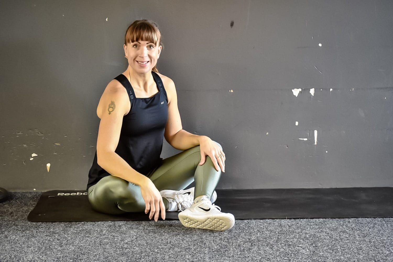 Kan man träna medan man ammar?