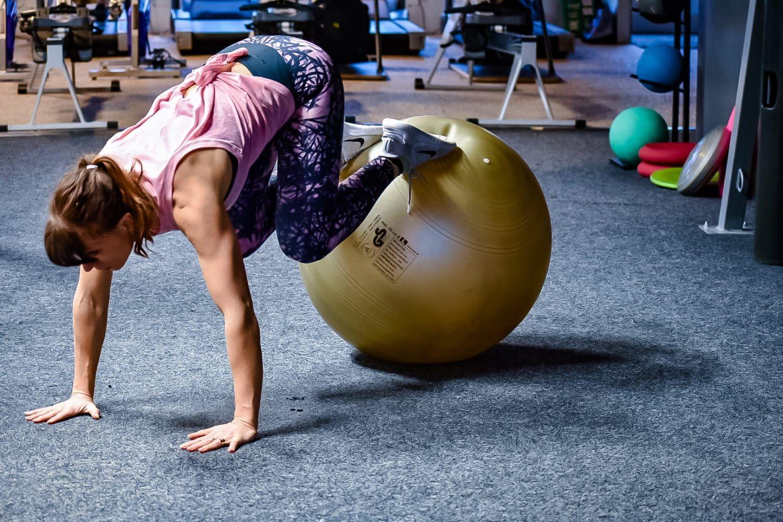 Maddes bålträning- stärk magen inifrån och ut!
