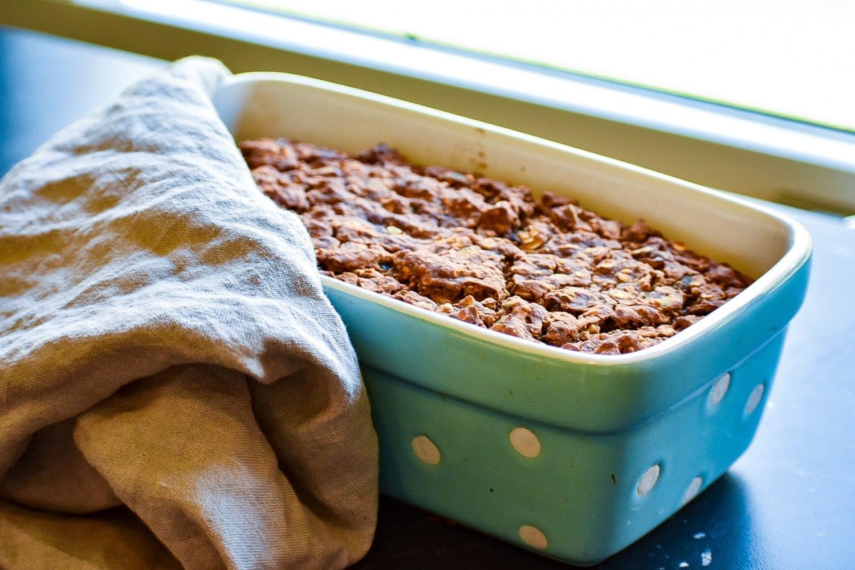 Recept- glutenfritt hälsobröd med nötter och torkad frukt